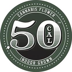 50Cal Cannabis Logo