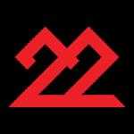 22 Red logo
