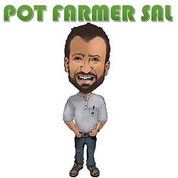 Pot Farmer Sal logo