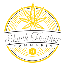 Skunk Feather logo